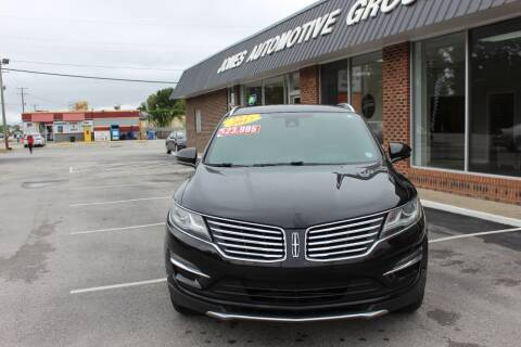 2017 Lincoln MKC for sale at Jones Automotive Group in Jacksonville NC