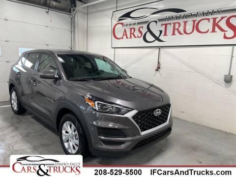 2020 Hyundai Tucson for sale at Idaho Falls Cars and Trucks in Idaho Falls ID