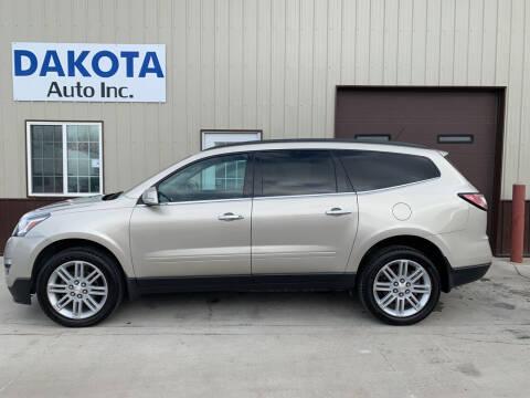 2015 Chevrolet Traverse for sale at Dakota Auto Inc. in Dakota City NE