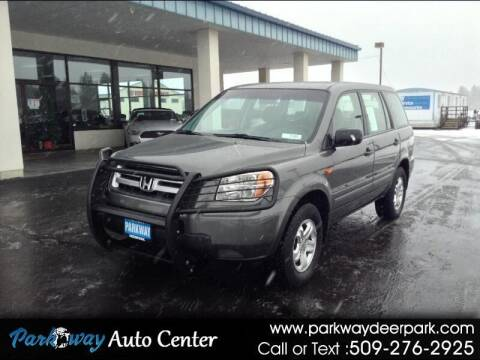 2007 Honda Pilot for sale at PARKWAY AUTO CENTER AND RV in Deer Park WA