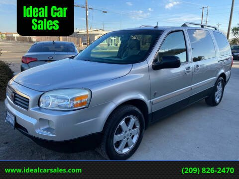 2005 Saturn Relay for sale at Ideal Car Sales in Los Banos CA