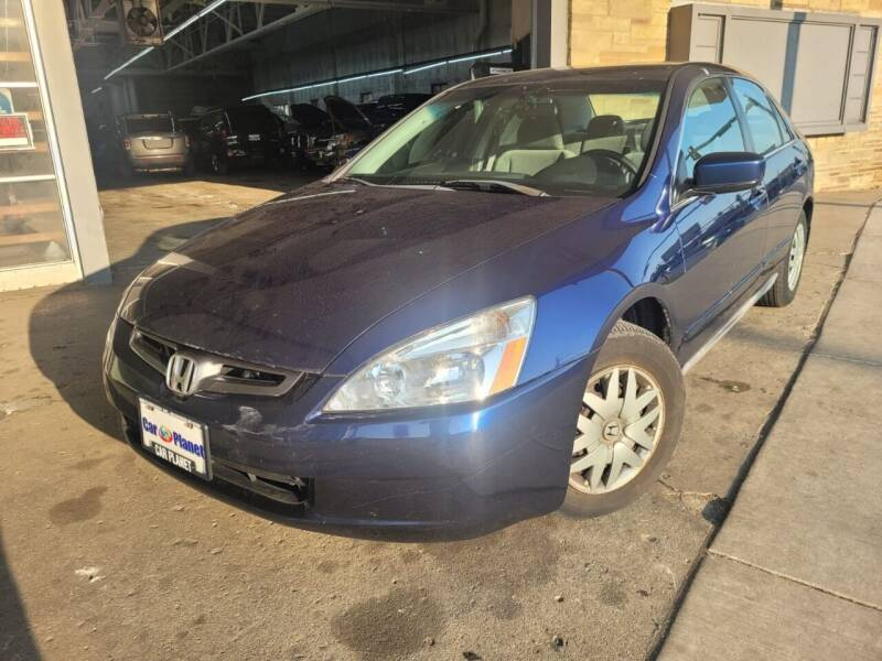 2005 Honda Accord for sale at Car Planet Inc. in Milwaukee WI