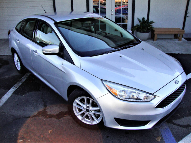 2017 Ford Focus for sale at DriveTime Plaza in Roseville CA