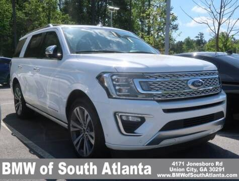 2020 Ford Expedition for sale at Carol Benner @ BMW of South Atlanta in Union City GA