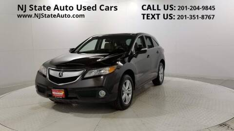 2015 Acura RDX for sale at NJ State Auto Auction in Jersey City NJ