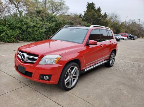 2010 Mercedes-Benz GLK for sale at DFW Autohaus in Dallas TX