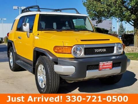 2008 Toyota FJ Cruiser for sale at Ken Ganley Nissan in Medina OH
