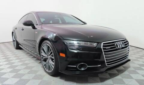 2016 Audi A7 for sale at Curry's Cars Powered by Autohouse - Auto House Scottsdale in Scottsdale AZ