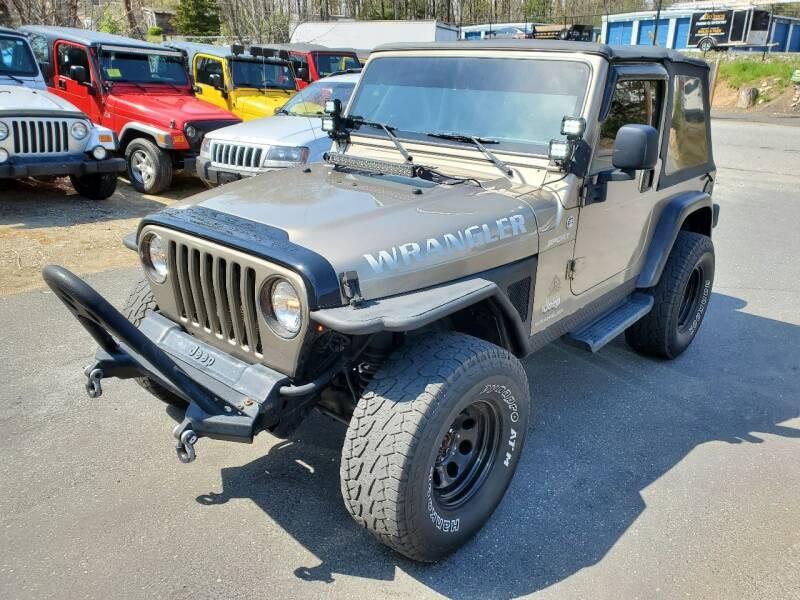 2005 Jeep Wrangler for sale at MX Motors LLC in Ashland MA