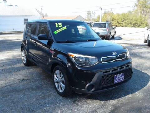 2015 Kia Soul for sale at Quest Auto Outlet in Chichester NH