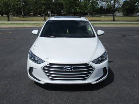 2017 Hyundai Elantra for sale at Just Drive Auto in Springdale AR