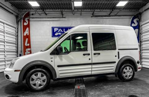 2012 Ford Transit Connect for sale at Falleti Motors, Inc.  est. 1976 in Batavia NY