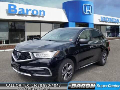 2017 Acura MDX for sale at Baron Super Center in Patchogue NY