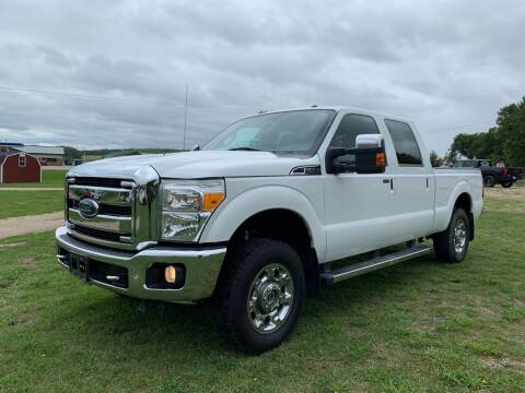 2013 Ford F-250 Super Duty for sale at Overvold Motors in Detroit Lakes MN