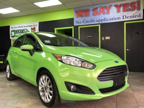 2014 Ford Fiesta for sale at 1st Quality Motors LLC in Gallup NM