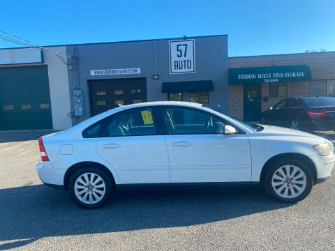 2005 Volvo S40 for sale at 57 AUTO in Feeding Hills MA