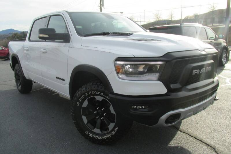 2020 RAM Ram Pickup 1500 for sale at Tilleys Auto Sales in Wilkesboro NC