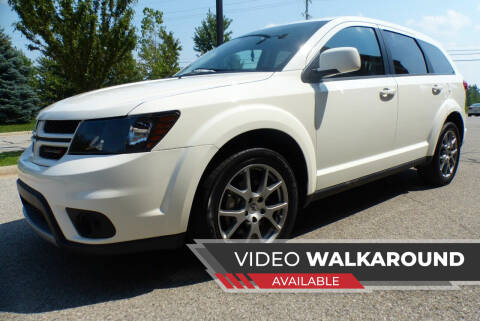 2019 Dodge Journey for sale at Macomb Automotive Group in New Haven MI