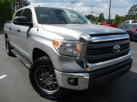 2014 Toyota Tundra for sale at Wade Hampton Auto Mart in Greer SC