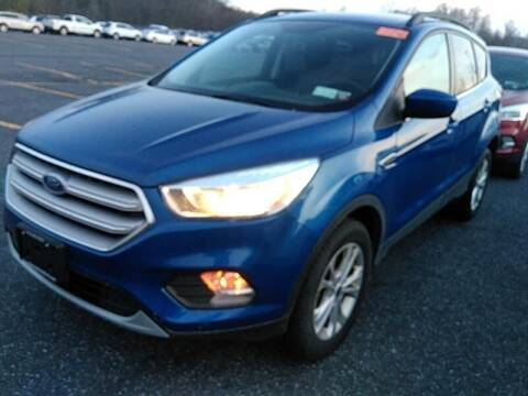 2018 Ford Escape for sale at Cj king of car loans/JJ's Best Auto Sales in Troy MI