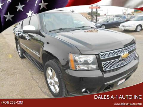 2013 Chevrolet Avalanche for sale at Dales A-1 Auto Inc in Jamestown ND
