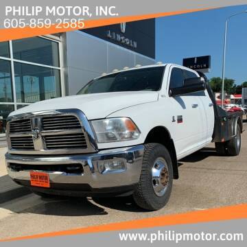 2010 Dodge Ram Pickup 3500 for sale at Philip Motor Inc in Philip SD