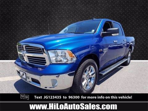 2018 RAM Ram Pickup 1500 for sale at Hi-Lo Auto Sales in Frederick MD
