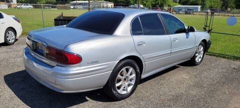 2000 Buick LeSabre for sale at COLLECTABLE-CARS LLC in Nacogdoches TX