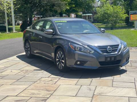 2016 Nissan Altima for sale at Glacier Auto Sales in Wilmington DE