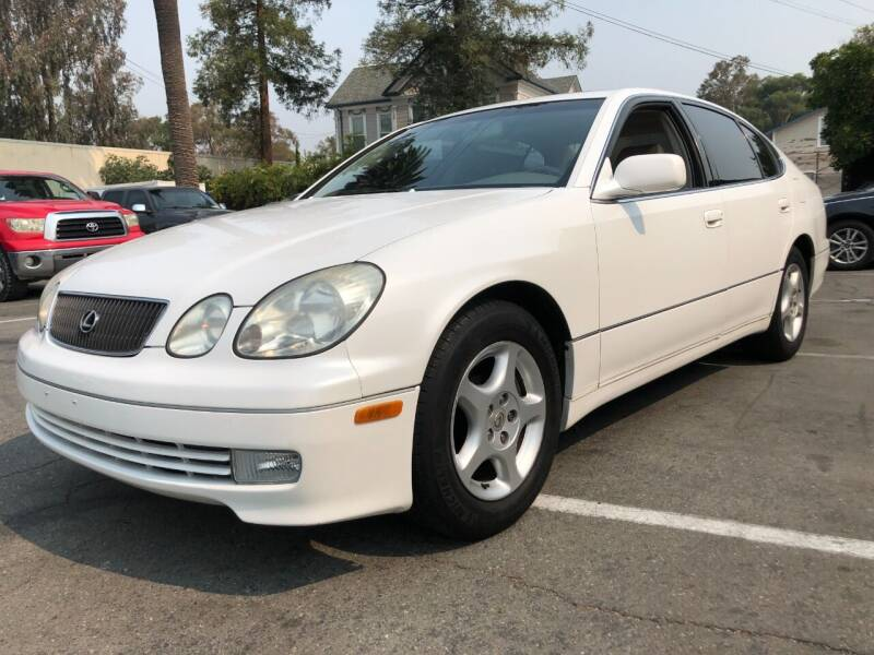 2000 Lexus GS 300 for sale at Martinez Truck and Auto Sales in Martinez CA