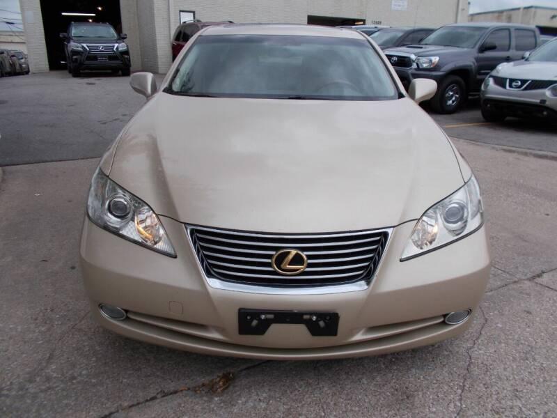 2008 Lexus ES 350 for sale at ACH AutoHaus in Dallas TX