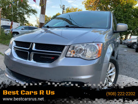 2016 Dodge Grand Caravan for sale at Best Cars R Us in Plainfield NJ