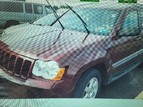 2008 Jeep Grand Cherokee for sale at CRYSTAL MOTORS SALES in Rome NY