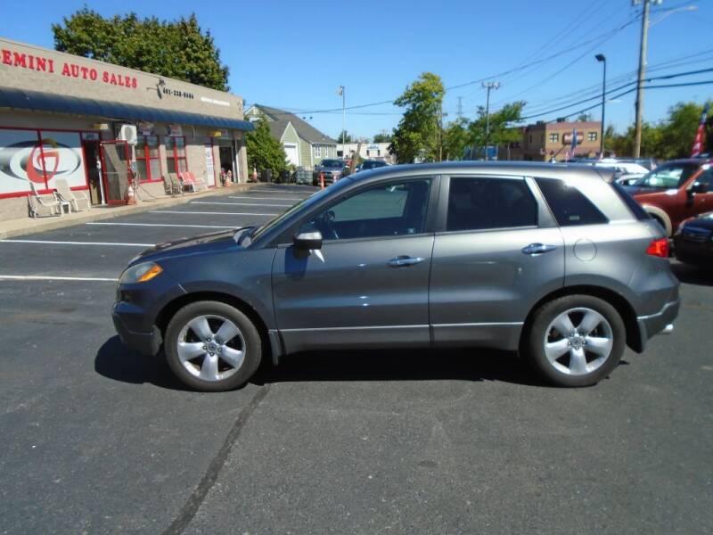 2008 Acura RDX for sale at Gemini Auto Sales in Providence RI