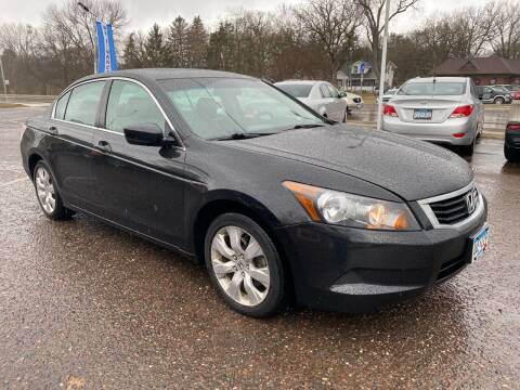 2010 Honda Accord for sale at Sunrise Auto Sales in Stacy MN