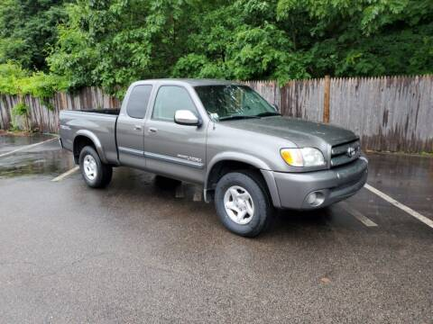 2003 Toyota Tundra for sale at Suburban Auto Technicians LLC in Walpole MA