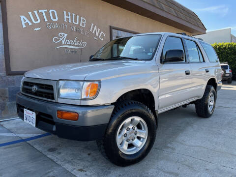 1997 Toyota 4Runner for sale at Auto Hub, Inc. in Anaheim CA