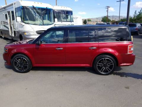 2014 Ford Flex for sale at Freds Auto Sales LLC in Carson City NV