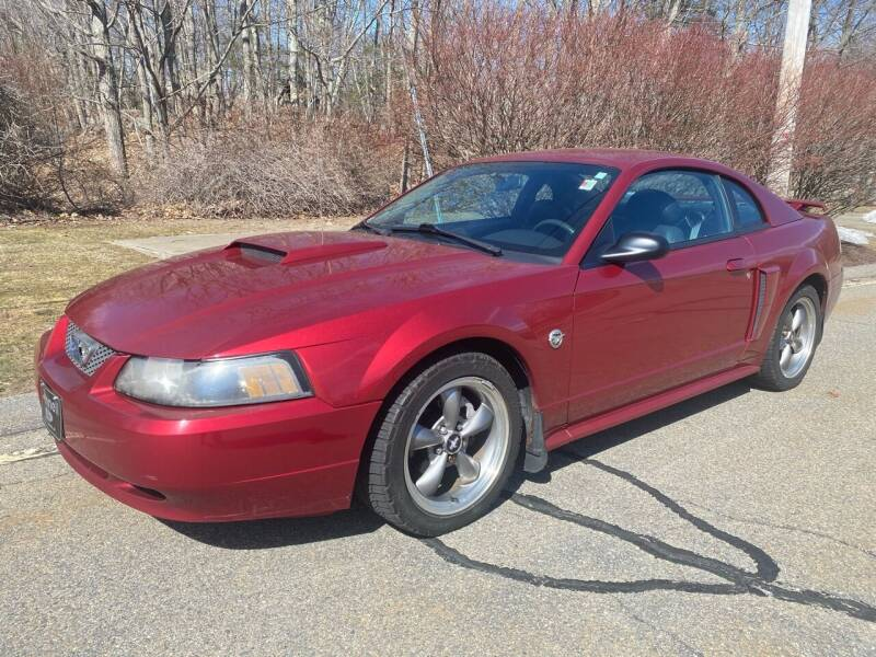 2004 Ford Mustang for sale at Padula Auto Sales in Braintree MA