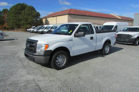 2013 Ford F-150 for sale at Work-Van.com in Union City GA