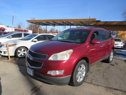 2011 Chevrolet Traverse for sale at Nile Auto Sales in Denver CO
