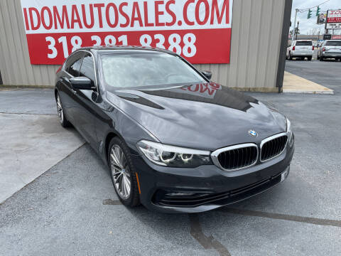 2017 BMW 5 Series for sale at Auto Group South - Idom Auto Sales in Monroe LA