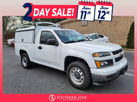 2012 Chevrolet Colorado for sale at Southern Star Automotive, Inc. in Duluth GA