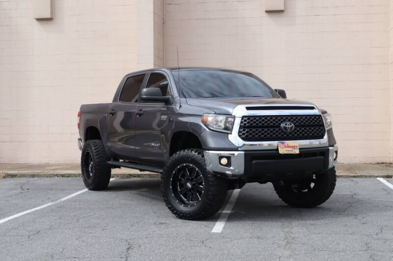 2018 Toyota Tundra for sale at El Compadre Trucks in Doraville GA