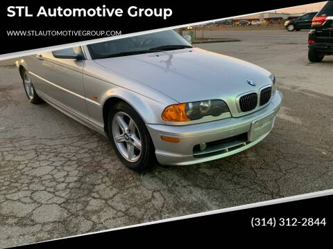 2002 BMW 3 Series for sale at STL Automotive Group in O'Fallon MO