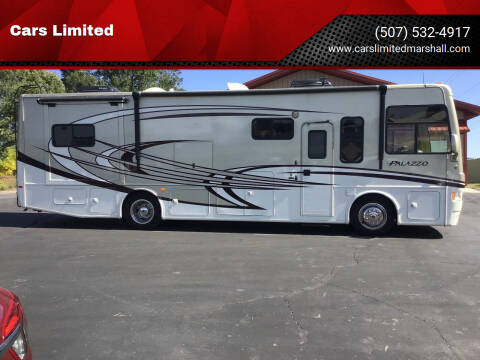 2013 Thor Industries Palazzo for sale at Cars Limited in Marshall MN