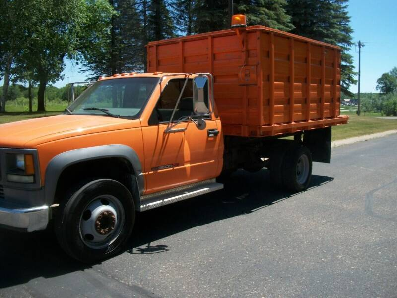 2001 GMC Sierra 3500HD for sale at Zimmerman Truck in Zimmerman MN