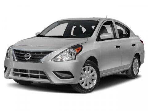 2019 Nissan Versa for sale at Clay Maxey Ford of Harrison in Harrison AR