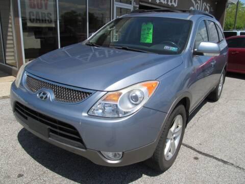 2008 Hyundai Veracruz for sale at Arko Auto Sales in Eastlake OH