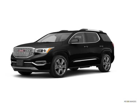 2017 GMC Acadia for sale at Mann Chrysler Dodge Jeep of Richmond in Richmond KY